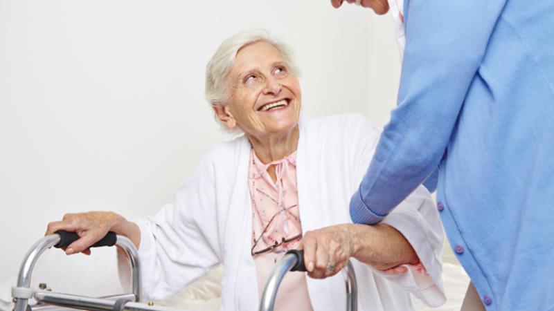 Yurtdışı Hasta Bakıcı